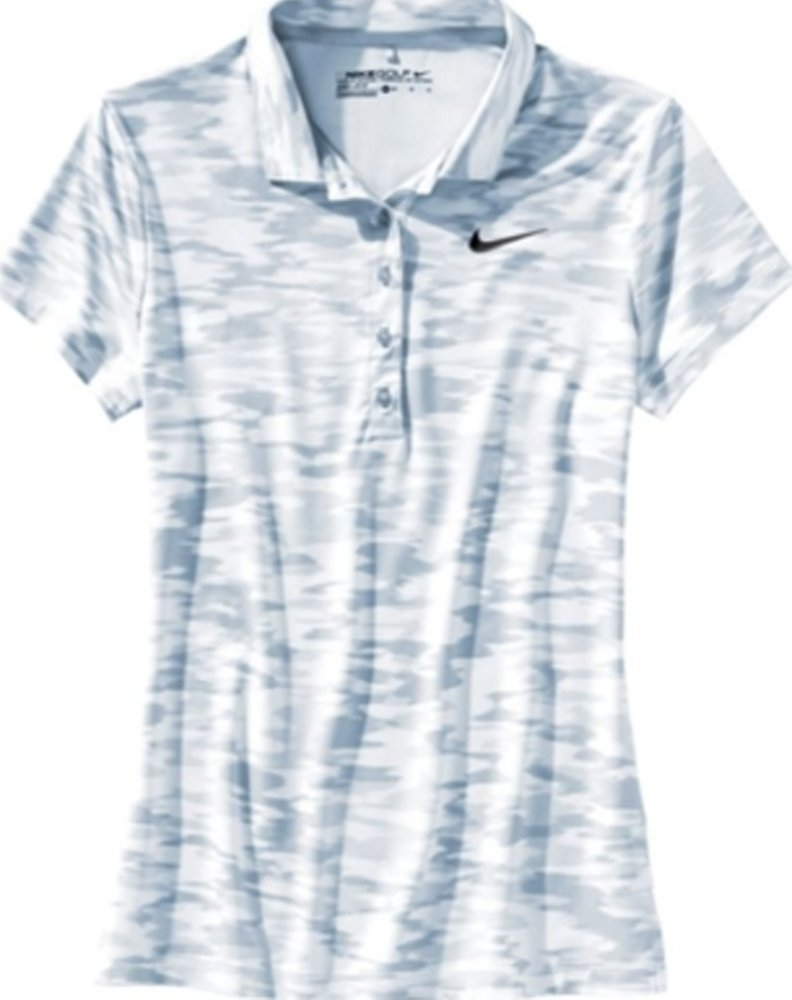 Nike Woman's Golf Polo White Small