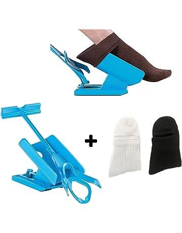 Dkina Sock Slider Easy on and off, Kit Deslizante Helper Sock, Calcetines Calzador y