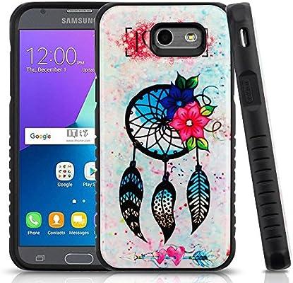 Amazon com: Samsung Galaxy J3 Prime Case, J3 Emerge Case