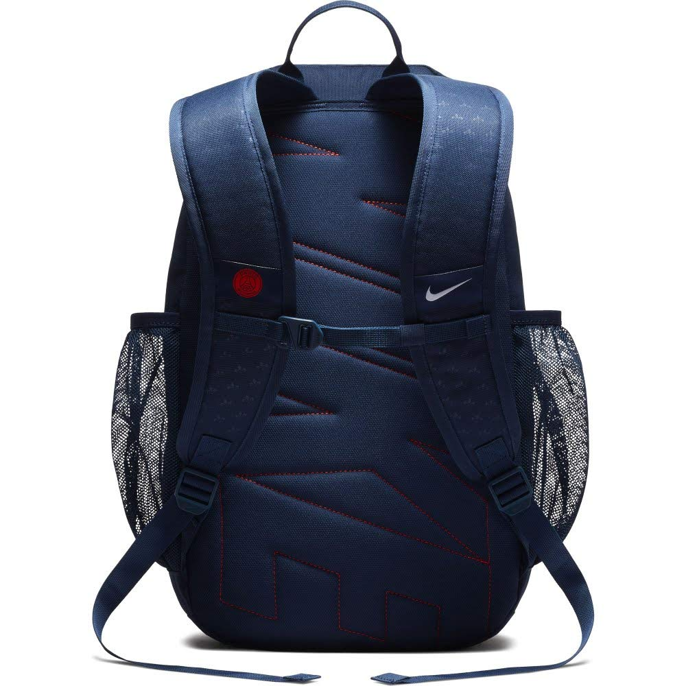 35a8553054 Amazon.com   NIKE 2018-2019 PSG Stadium Backpack (Navy)   Sports   Outdoors