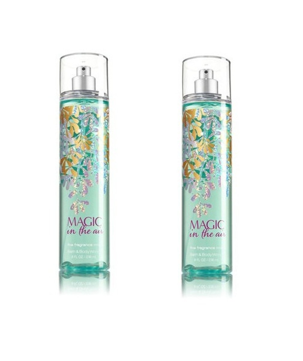 Bath & Body Works Magic In The Air Fine Fragrance Mist Pack of 2