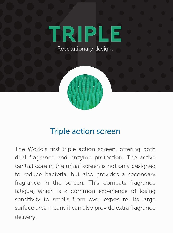 Amazon.com: GreenFist - Protector de pantalla para orinal de ...