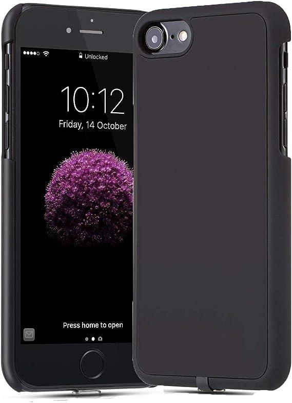 Amazon.com: Qi - Cargador inalámbrico para iPhone 7 Plus y ...