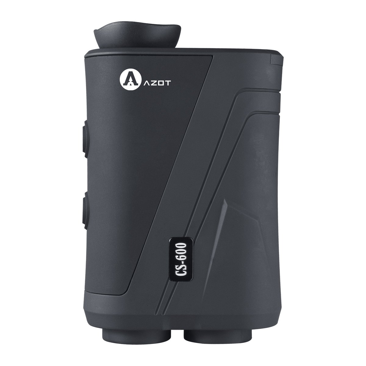 AZOT CS-600 Golf rangefinder Laser Range Finder with waterproof function Measure ranging and speed Free Battery by AZOT (Image #3)