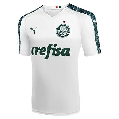 Camiseta Puma Palmeiras II Infantil 2019  Amazon.com.br  Amazon Moda 4734e2c959a98