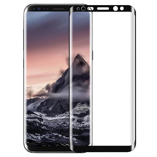 42 opinioni per Samsung galaxy S8 Plus Pellicola Protettiva, KKtick Ultra resistente in