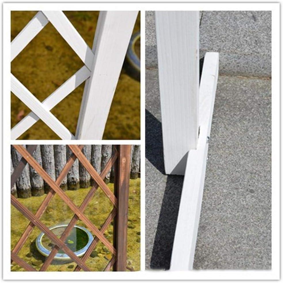 Seguro Puerta para beb/és Valla retr/áctil mysticall Port/átil Puerta de Seguridad de Madera expansible para escaleras//Puertas o Patio Robusto jard/ín decoraci/ón de c/ésped
