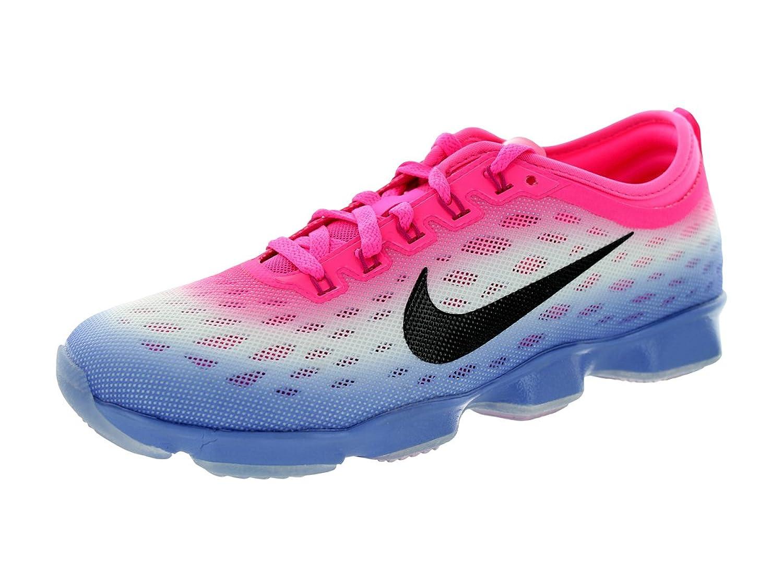Amazon.com | Nike Women's Zoom Fit Agility Pink Pow/Black/Polar/Fireberry  Training Shoe 7 Women US | Fitness & Cross-Training