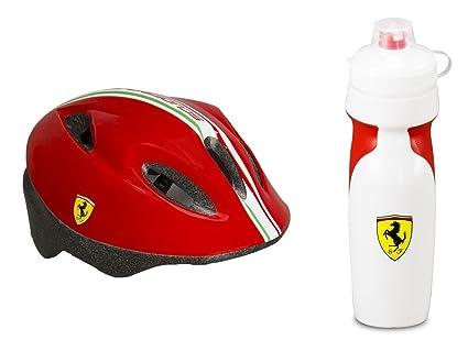Amazon.com: Ferrari Juvenile/Kids Bike/Patinaje Multi-Sport ...