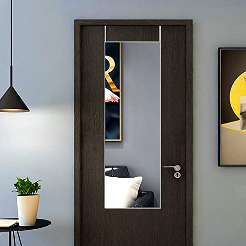 TinyTimes 16 50 Inch Full Length Mirror Over The Door