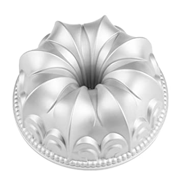 Molde en pesado de calidad de aluminio fundido, diámetro 23 cm - Conocido Por TV Heel Holland bakt: Amazon.es: Hogar
