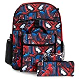 Spiderman Homecoming 5-Piece Backpack Set Review