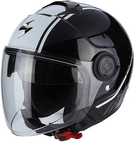 Scorpion Herren Helm Motorrad Exo City Avenue Mehrfarbig Größe Xxl Auto