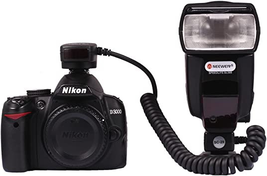 Neewer Sync Remote Cord For Nikon Camera Camera Photo