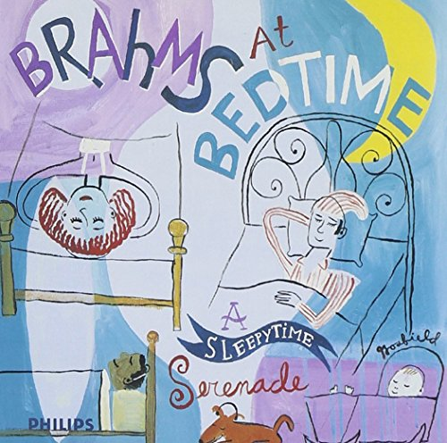 Brahms At Bedtime by Philips