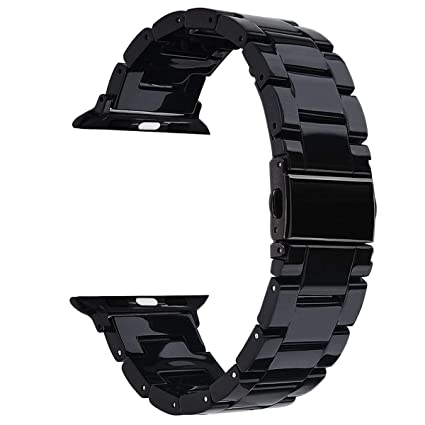 V-MORO Resin Band Compatible with Apple Watch Band 38mm 40mm iWatch Series  4  bdfc8edb879