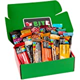 KIND Bar Snacks Care Pack| 23-Count| Healthy, Salty/Savory & Sweet Mix of Assorted Packaged Nuts, Peanuts, Almonds, Fruits, Trail Mixes, Nut Bars & More| Mega Bundle For Breakfast, College, Work, Fitn