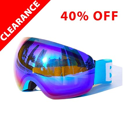 6ec8eb11b0b Amazon.com   Snow Goggles