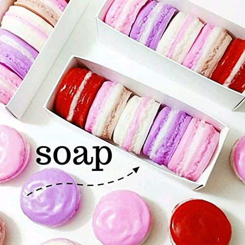 Amazon French Macaron Soap Boxed Gift Set Valentines Day