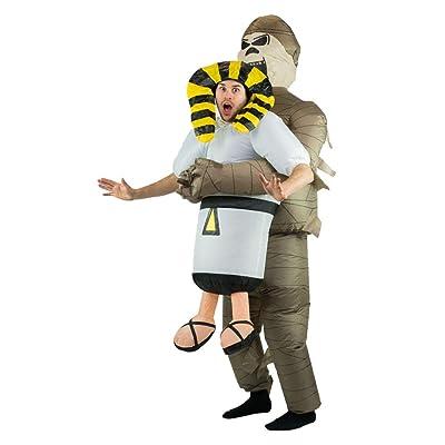 Bodysocks Fancy Dress- Disfraz, Multicolor, Mummy (5060298047205): Juguetes y juegos