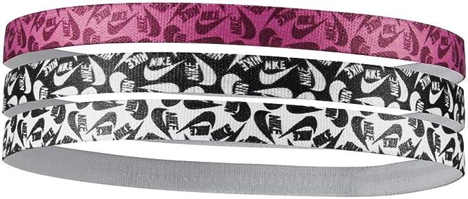 Nike 3 Cinta para el pelo estampada