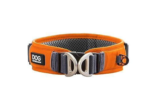 DOG Copenhagen Urban Explorer Collar (Collar) Naranja Sol L/XL ...