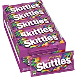 Skittles Wild Berry Fruity Candy Singles 2.17 oz, 36ct. (pack of 4) A1