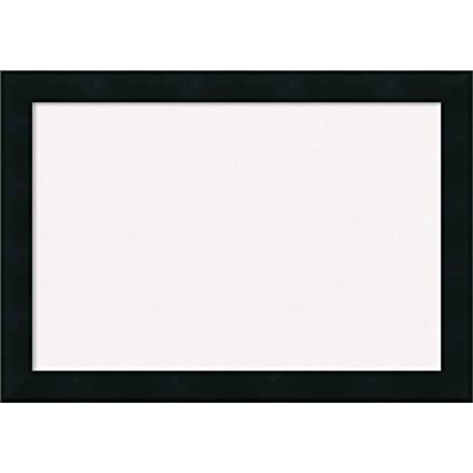 Amazon.com: Amanti Art DSW3979346 Framed Cork Board, Small ...