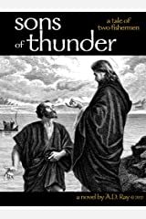 SONS OF THUNDER (Life and Times in the New Testament Book 3) Kindle Edition