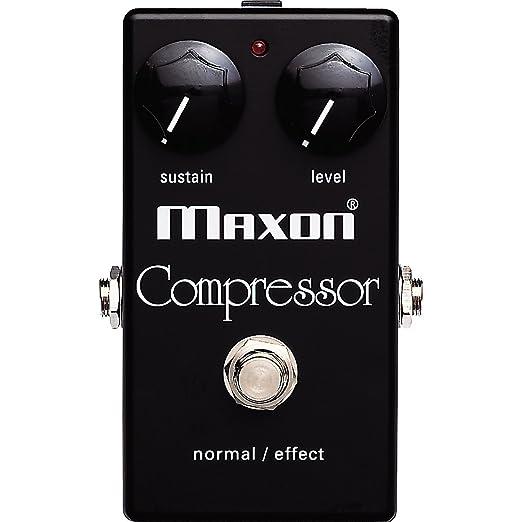 Maxon CP101 Compressor · Pedal guitarra eléctrica: Amazon.es: Electrónica