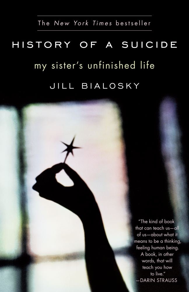 History of a Suicide: My Sister's Unfinished Life PDF