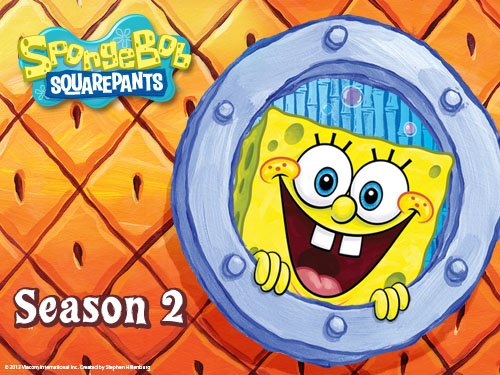 Amazoncouk Watch Spongebob Squarepants Season 2 Prime Video