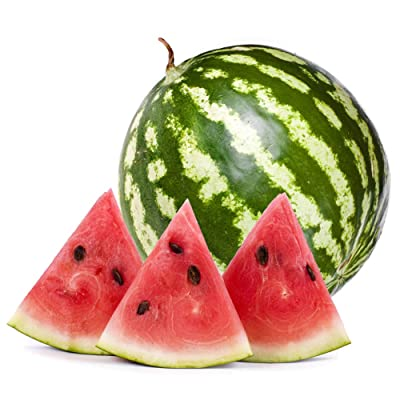 Oyov2L 160Pcs Watermelon Seeds Sweet Summer Juicy Fruit Garden Yard Farm Field Plant Easy Grow Seeds Decorative Plants Watermelon Seeds : Garden & Outdoor