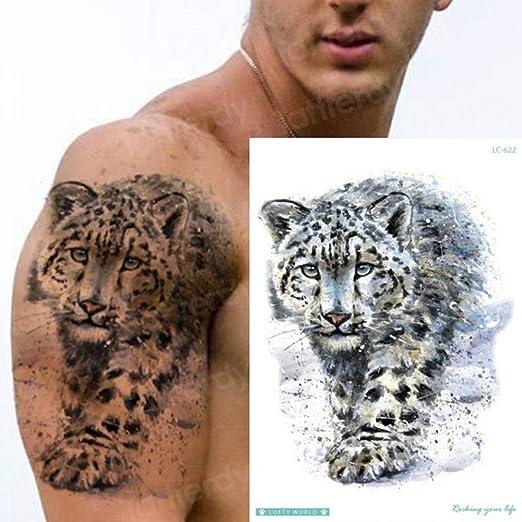 adgkitb 3 Piezas Tatuaje Temporal Brazo Mangas Cuerpo Pegatinas ...