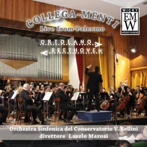 Amazon.com: Collega-Menti: Orchestra Sinfonica del Conservatorio V