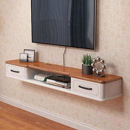 Wall Mounted Tv Cabinet Tv Shelf Bedroom Living Room Wall Shelf