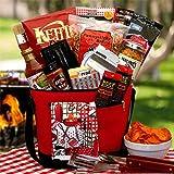 e0c5d64d1a837 Amazon.com   He s a Grill Master! Gourmet Mens Grilling Gift Basket ...