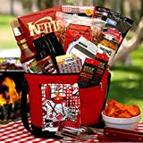 Grill Master Gourmet Grilling BBQ Gift Basket