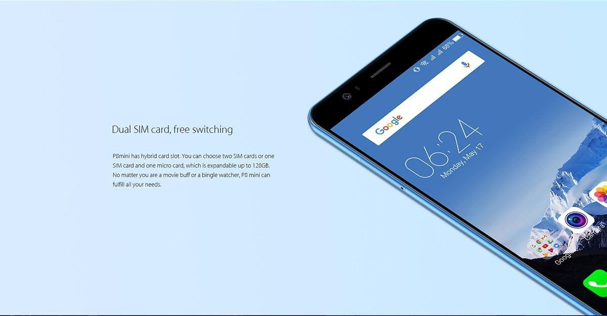 Elephone España] Elephone P8 Mini 4G Smartphone 5.0