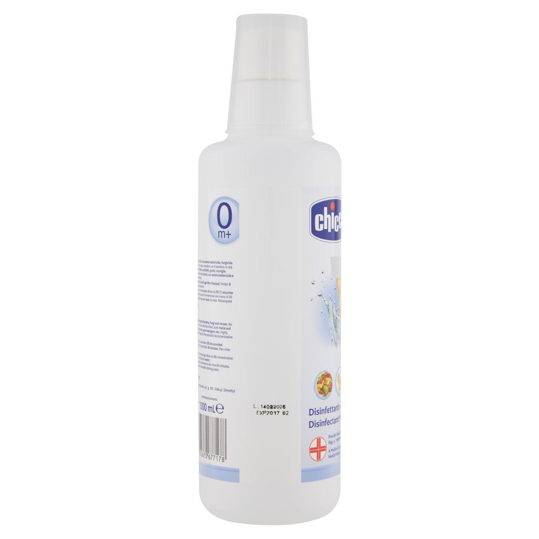 Chicco - Desinfectante para biberones, tetinas, chupetes y juguetes ...