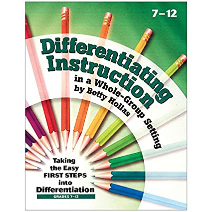 Amazon Differentiating Instruction In A Whole Group Setting7