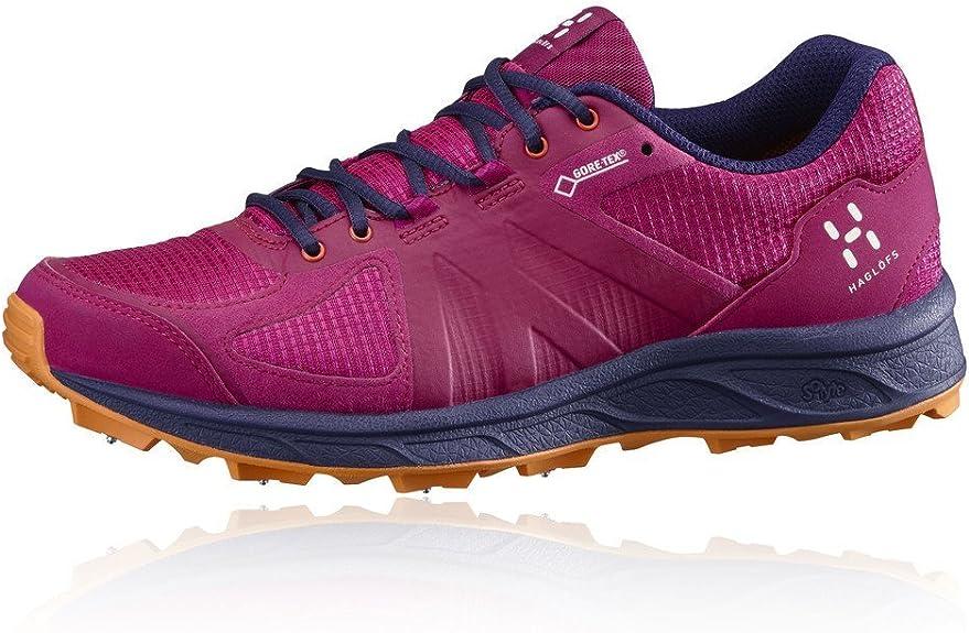 Haglofs gram Zapatilla Running De Clavos II Gore-Tex Womens Zapatilla De Correr para Tierra - 42: Amazon.es: Zapatos y complementos