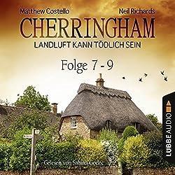 Cherringham - Landluft kann tödlich sein: Sammelband 3 (Cherringham 7-9)
