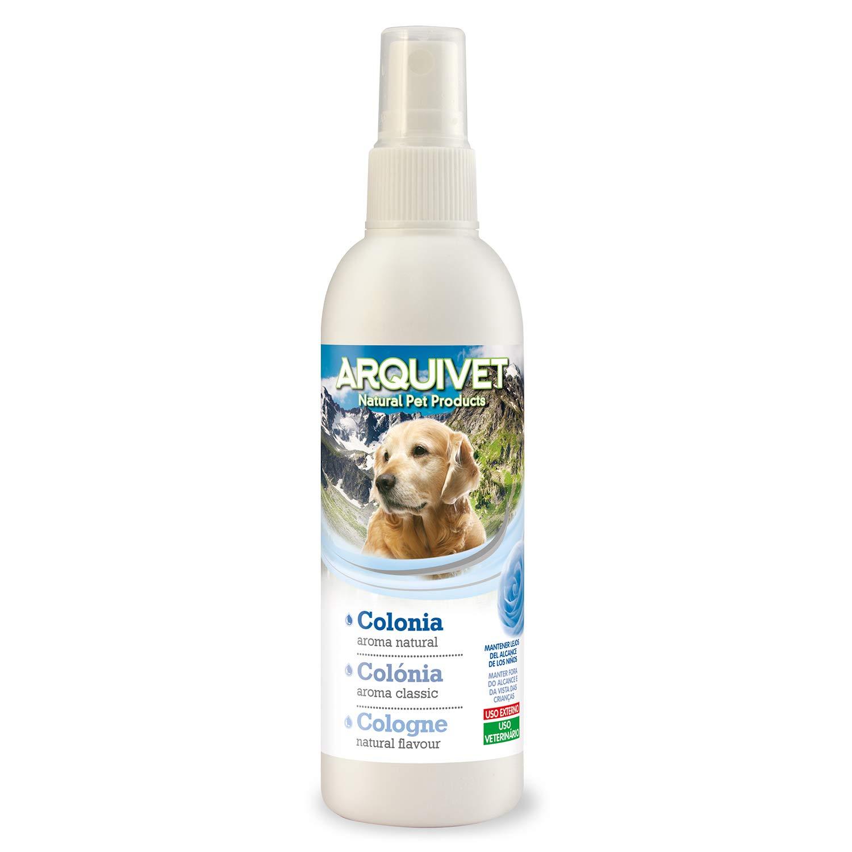 Arquivet 8435117825444 - Colonia para Perros Aroma Natural 125 ml ...