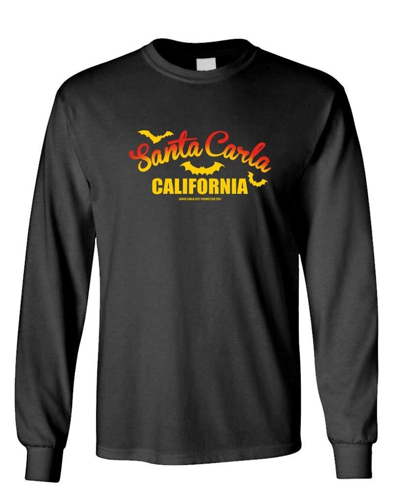 Santa Carla California Lost Vampire Bat D Tee 3988 Shirts