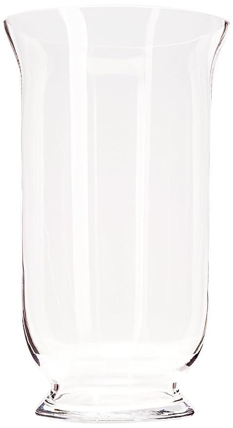 Amazon Wgv Clear Hurricane Glass Vasecandle Holder 12 Inch