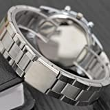 Clearance! Stainless Steel Sport Watches for Mens