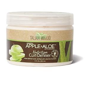 Green Apple & Aloe Curl Definer