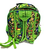 YOURNELO Childrens Cartoon 3D Waterproof Rucksack School Backpack Bookbag (A Ben 10)