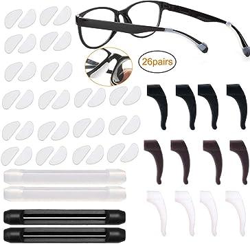 14 Paar Nasenpads für Brille Sonnenbrillen Brillen – Anti